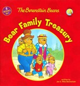 The Berenstain Bears: Bear Family Treasury, 8 Books   in 1 (slightly imperfect)