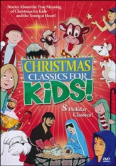 Christmas Classics for Kids! DVD