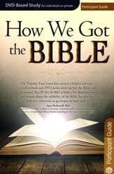 How We Got the Bible - Participant Guide  - Slightly Imperfect
