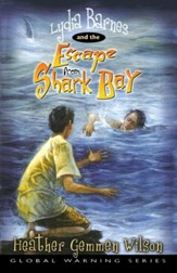 Lydia Barnes and the Escape from Shark Bay - eBook