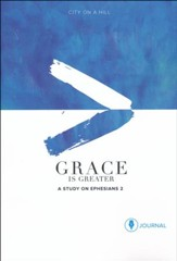 Grace Is Greater, Participant's Journal