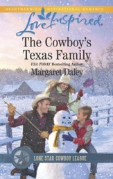 The Cowboy's Texas Family