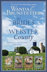 The Brides of Webster County: 4-in-1 - eBook