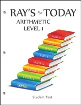 Ray's for Today: Arithmetic Level 1 Student Text