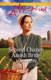 Second Chance Amish Bride #1