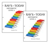 Ray's for Today: Arithmetic Level 2 Set