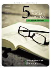 The 5 Secrets to Social Success with Biblical Principles - eBook