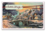 Thomas Kinkade Christmas Blessings Cards, Box of 18