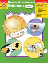 Read & Understand Science, Grades 1-2