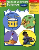 Read & Understand Science, Grades 2-3