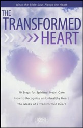 The Transformed Heart - Pamphlet