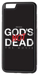 God's Not Dead, iPhone Cover, 6