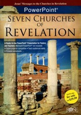 Seven Churches of Revelation--PowerPoint Presentation
