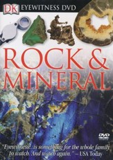 Eyewitness: Rock & Mineral DVD
