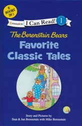 The Berenstain Bears: Favorite Classic Tales (slightly imperfect)