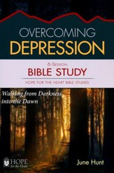 Hope for the Heart #4: Overcoming Depression Bible Study