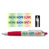 Chunkie Pen; Faith, Hope, Love