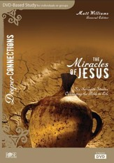 The Miracles of Jesus DVD Bible Study  - Slightly Imperfect