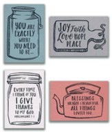 Thinking Of You, Jars Cards, Box of 12