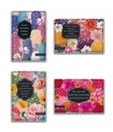 Thinking Of You, Wild Flowers Cards, Box of 12