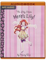 Here's Lily - unabridged audio book on MP3-CD