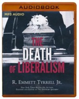 The Death of Liberalism - unabridged audio book on MP3-CD