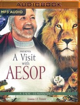 A Visit with Aesop - unabridged audio book on MP3-CD