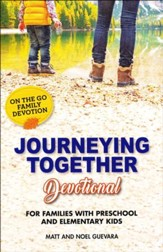 On the Go Family Devotions: Journeying Together