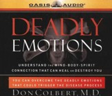 Deadly Emotions        - Audiobook on CD