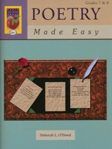 Poetry Made Easy Grades 7 & 8