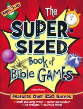 The Super-Sized Book of Bible Games