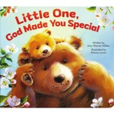 Little One, God Made You Special (slightly imperfect)