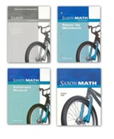 Saxon Math Intermediate 3 Complete  Homeschool Kit