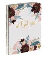 We Got This, (in)Courage Journal