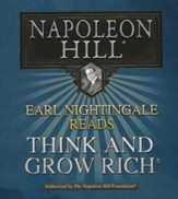 Earl Nightingale Reads Think and Grow Rich - unabridged audio book on CD