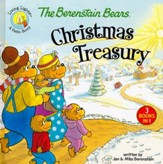 Berenstain Bears Christmas Treasury   - Slightly Imperfect