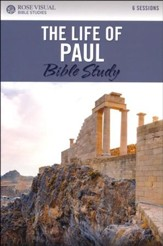 The Life of Paul - Rose Visual Bible Study