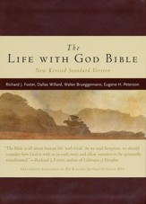 The Life With God Bible, New Revised Standard Version