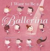 I Want to be a Ballerina - eBook