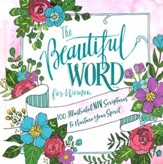 The Beautiful Word for Women: 100 Illustrated NIV Scriptures - Slightly Imperfect