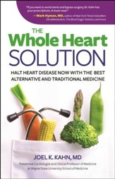 The Holistic Heart Book: A Preventative Cardiologist's Guide to Halt Heart Disease Now - eBook
