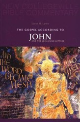 The Gospel According to John and the Johannine Letters: New Collegeville Bible Commentary, Vol 4
