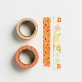 Floral, Washi Tape, 2 Pack