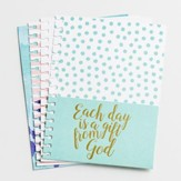 Each Day Is A Gift From God, Pocket Insert, Pack of 4