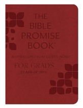 The Bible Promise Book: Inspiration from God's Word for Grads - eBook