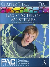 Basic Science Mysteries Student  Text, Chapter 3