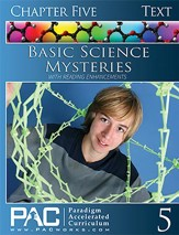 Basic Science Mysteries Student Text, Chapter 5
