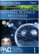 Natural Science Mysteries Student  Text, Chapter 1