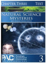 Natural Science Mysteries Student Text, Chapter 3