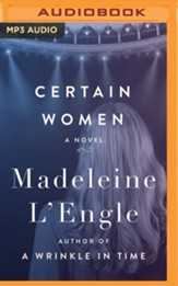 Certain Women: A Novel - unabridged audiobook on MP3-CD